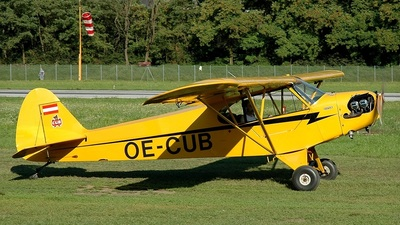 OE-CUB - Piper J-3C-65 Cub - Private