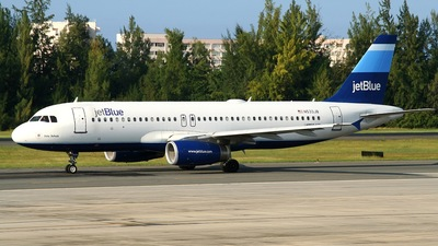 N533JB - Airbus A320-232 - jetBlue Airways