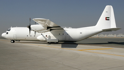 4961 - Lockheed C-130H-30 Hercules - United Arab Emirates - Air Force