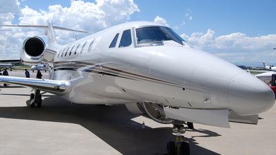 N270CX - Cessna 750 Citation X - Cessna Aircraft Company