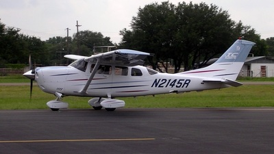 A picture of N2145R - Cessna T206H Turbo Stationair - [T20608427] - © RyRob