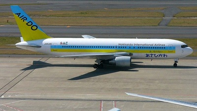 JA8251 - Boeing 767-281 - Air Do (Hokkaido International Airlines)