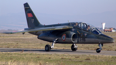 164 - Dassault-Breguet-Dornier Alpha Jet - France - Air Force