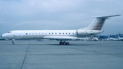 LY-ASK - Tupolev TU-134A - Aurela