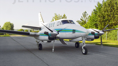 D-IKES - Beechcraft C90 King Air - Private