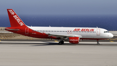 D-ALTL - Airbus A320-214 - Air Berlin (LTU)
