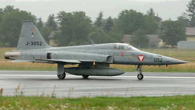 J-3052 - Northrop F-5E Tiger II - Austria - Air Force