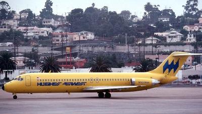 N920RW - McDonnell Douglas DC-9-31 - Hughes Airwest
