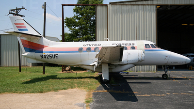 A picture of N425UE - BAe Jetstream 31 - [798] - © Jonathan Morgan