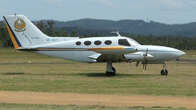 VH-RCT - Cessna 402A - Private