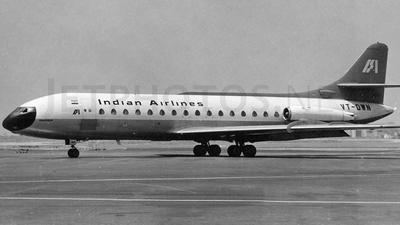 VT-DWN - Sud Aviation SE 210 Caravelle VIN - Indian Airlines