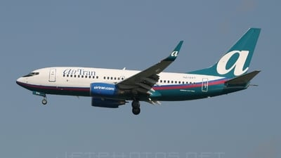 N278AT - Boeing 737-76N - airTran Airways