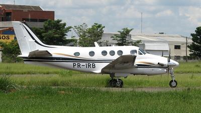 PR-IRB - Beechcraft C90B King Air - Private