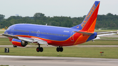 N300SW - Boeing 737-3H4 - Southwest Airlines
