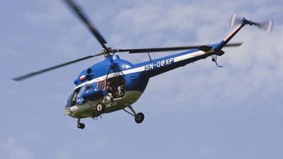 SN-08XP - PZL-Swidnik Mi-2 Hoplite - Poland - Police
