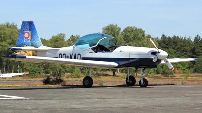 OO-VAD - Slingsby T67M Mk.II Firefly - Private