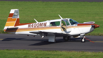 A picture of N400MW - Mooney M20K - [250669] - © Ian Howat
