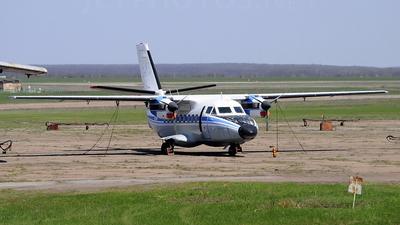 UR-67555 - Let L-410UVP Turbolet - State Flight Academy of Ukraine