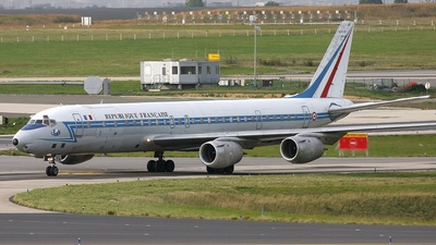 46013 - Douglas DC-8-72(CF) - France - Air Force