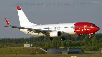 SE-RHA - Boeing 737-86N - Norwegian