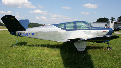 D-EKUF - Beechcraft G35 Bonanza - Private