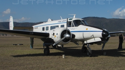 VH-ATX - Beech D18 - Antique Airways