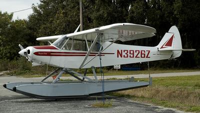 A picture of N3926Z - Piper PA18150 Super Cub - [187752] - © Jaap Niemeijer