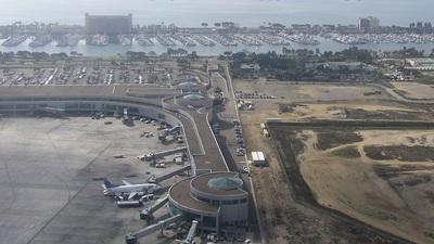 KSAN - Airport - Terminal
