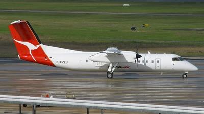 C-FZKU - Bombardier Dash 8-Q315 - QantasLink (Sunstate Airlines)