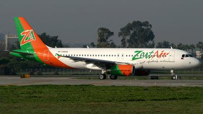 RP-C8898 - Airbus A320-232 - Zest Air