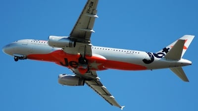 VH-VQM - Airbus A320-232 - Jetstar Airways