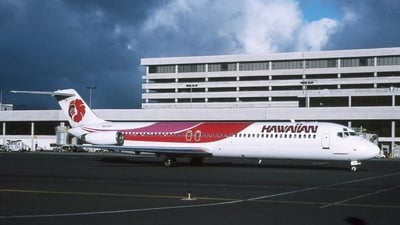 N601AP - McDonnell Douglas DC-9-51 - Hawaiian Airlines