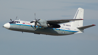 RA-46676 - Antonov An-24RV - Polet Flight
