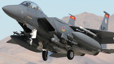 87-0173 - McDonnell Douglas F-15E Strike Eagle - United States - US Air Force (USAF)