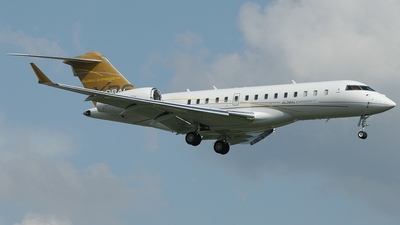 N167GX - Bombardier BD-700-1A10 Global Express XRS - Private