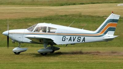 A picture of GAVSA - Piper PA28180 - [284184] - © Jid Webb