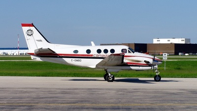 C-GMBD - Beechcraft C90A King Air - Unknown