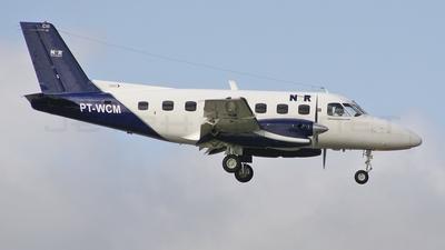 PT-WCM - Embraer EMB-110 Bandeirante - NHR Táxi Aéreo