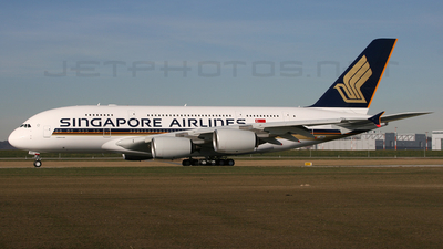 F-WWSC - Airbus A380-841 - Singapore Airlines