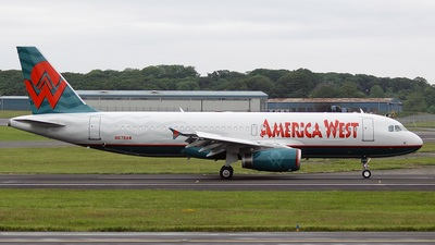 N678AW - Airbus A320-232 - America West Airlines