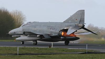 38-63 - McDonnell Douglas F-4F Phantom II - Germany - Air Force