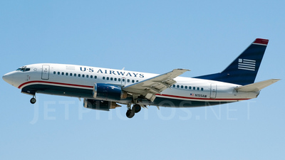 N155AW - Boeing 737-3G7 - US Airways
