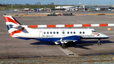 G-MAJF - British Aerospace Jetstream 41 - British Airways