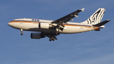 D-AHLA - Airbus A310-304 - African Safari Airways (ASA)