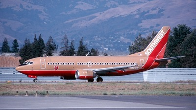 N321SW - Boeing 737-3H4 - Southwest Airlines