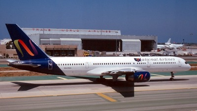 N521NA - Boeing 757-236 - National Airlines