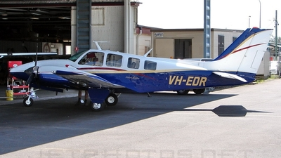 A picture of VHEDR - Beech 58 Baron - [TH046] - © DaveWilson