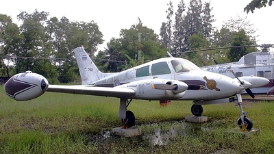 702 - Cessna 310 - Thailand - Royal Thai Police Wing
