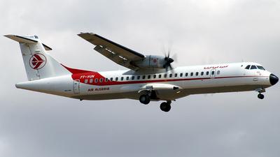 7T-VUN - ATR 72-212A(500) - Air Algérie