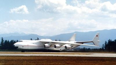 CCCP-82060 - Antonov An-225 Mriya - Antonov Design Bureau